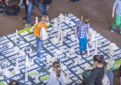 Lasten Arkkitehtuurifestarit