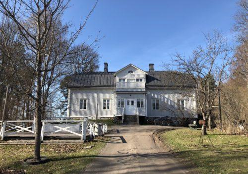 Open House Kerava: Keravan kartanon kiertotalouskeskus